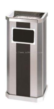 STAINLESS STEEL + PRINT COATING DIAMOND SHAPE BIN - LD-DAB-089/A