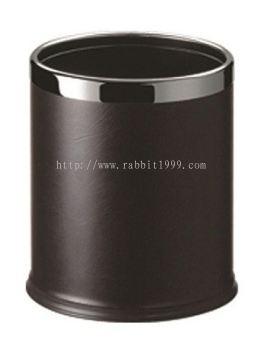 POWDER COATING ROUND WASTE BIN - double layer