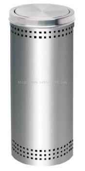STAINLESS STEEL SWING TOP BIN - RFT-061/S , RFT-062/S