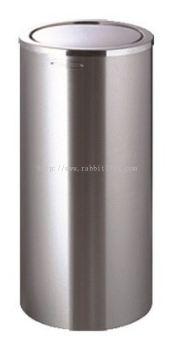 STAINLESS STEEL SWING TOP BIN - LD-RFT-085/S