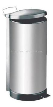 STAINLESS STEEL PEDAL BIN - 5lt, 10lt & 22lt (RPD-048/P , RPD-049/P , RPD-045/P)