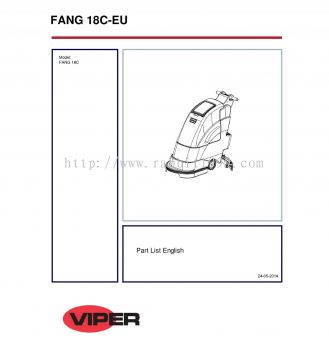 VIPER FANG 18 PARTS