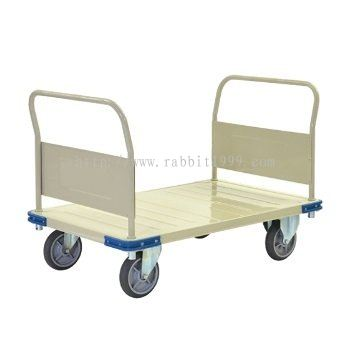2 FIXED HANDLE PLATFORM TROLLEY - MT-1041 , MT-1042