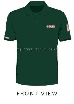 OSREN COLLAR NECK T-SHIRT