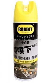 RABBIT CAR AIR FRESHENER - romance - 400ml