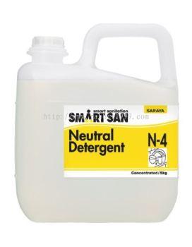 SMART SAN NEUTRAL DETERGENT N-4