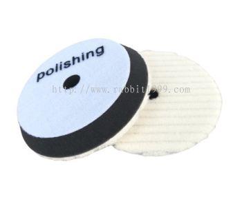 RABBIT SHORT WOOL PAD 6'' - horizontal