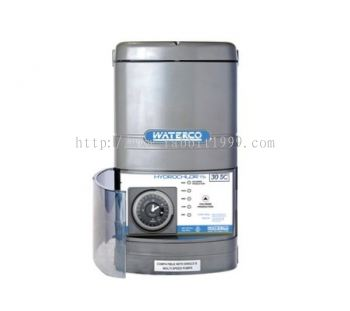 WATERCO HYDROCHLOR TS SALT CHLORINATORS - c/w timer