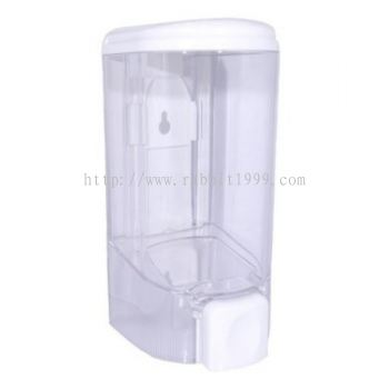 SILVER BELL HANDSOAP DISPENSER - 900ml - crystal