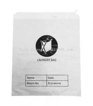 LAUNDRY BAG with STRING