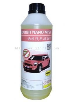 RABBIT NANO MIST - lemon - 1 Litres
