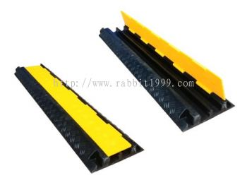 2 CHANNEL CABLE PROTECTOR
