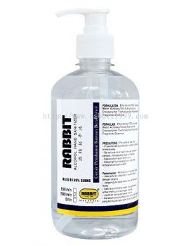 RABBIT HAND SANITIZER