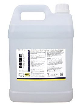 RABBIT HAND SANITIZER - 5 Litres - gel