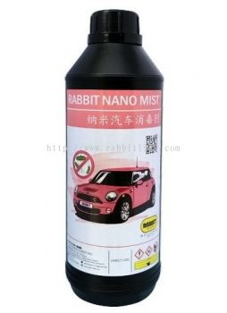 RABBIT NANO MIST DISINFECTANT - 1 Litres