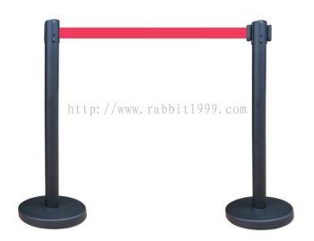 RABBIT POWDER COATING RETRACTABLE Q UP STAND - QPT-106/PC