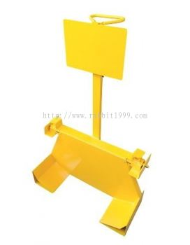 WHEEL CLAMP - 2 in 1