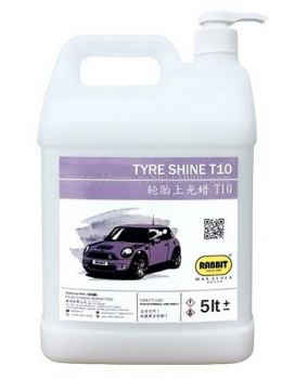 RABBIT TYRE SHINE T10