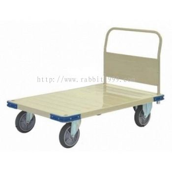 1 FIXED HANDLE PLATFORM TROLLEY - MT-1039 , MT-1040