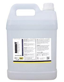 RABBIT HAND SANITIZER - 5 Litres - liquid