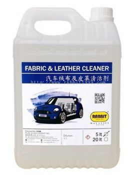RABBIT FABRIC CLEANER