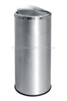 STAINLESS STEEL SWING TOP BIN - FT-031/S