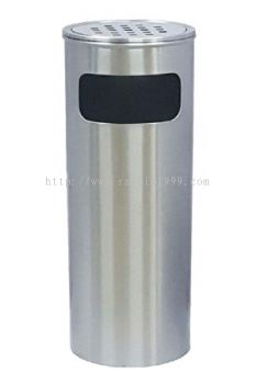 STAINLESS STEEL ASHTRAY TOP BIN - RAB-066/A , RAB-067/A