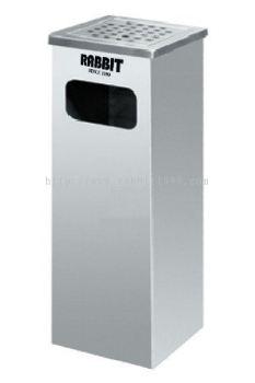 STAINLESS STEEL ASHTRAY TOP BIN - SQB-003/A , SQB-004/A , SQB-007/A , SQB-008/A