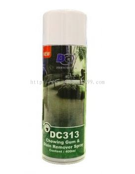 DC313 CHEWING GUM & STAIN REMOVER SPRAY - 450ml