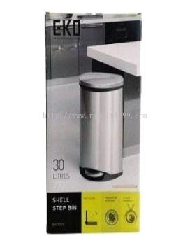 EKO SHELL STEP BIN - 30lt - EK9218