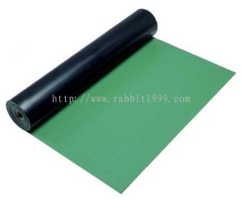 ANTI STATIC RUBBER MAT - ESD MAT - 120cm x 10m x 2mm/ rolls
