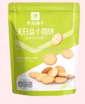 Japanese Sea Salt Biscuits