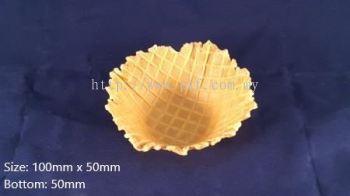 Waffle Bowl Single