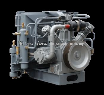 40 Bar Booster Compressor