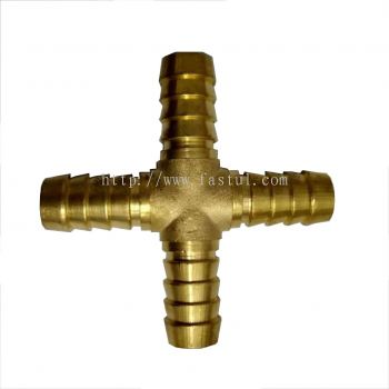 CROSS JOINT NIPPLE (HOSE)