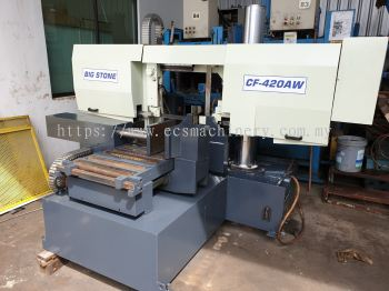 BIGSTONE AUTO COLUMN TYPE BANDSAW MACHINE