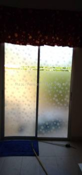 Frosted Film - design