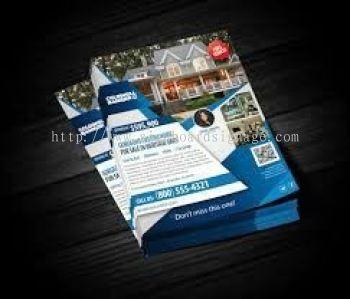 Leaflet / Brochure Printing