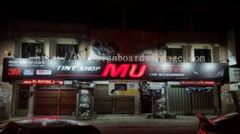 Tinted Shop MU Car Accessories