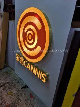 CANNIS 3D Boxup LED at bangsar south PJ