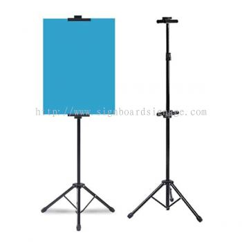 PORTABLE POSTER DISPLAY STAND