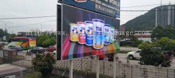Giant Billboard & 3D LED Conceal Signboard