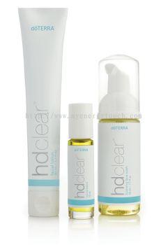 HD Clear® Facial Kit