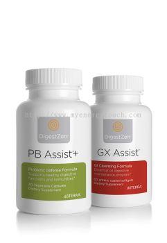 Cleanse & Renew (GX Assist® & PB Assist+®)
