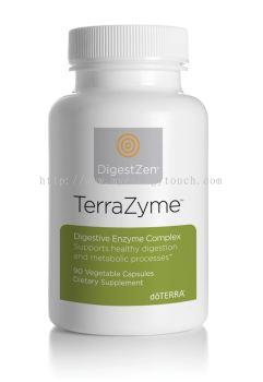 DigestZen TerraZyme® (Digestive Enzyme Complex)