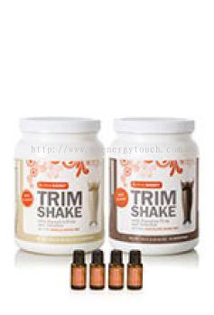 Slim & Sassy Trim Kit - 1 Chocolate 1 Vanilla