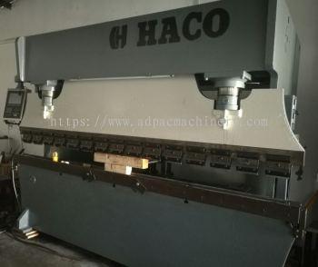 "Used ""HACO"" CNC Pressbrake"