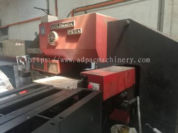 "Used ""Amada"" Turret Punch Machine"