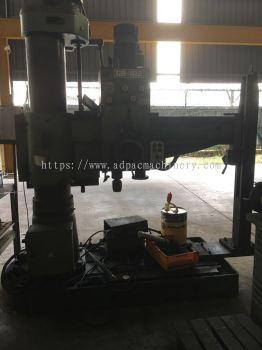 Used Taiwan Radial Drilling Machine