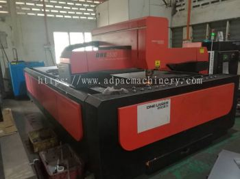 Used Yag Laser Cutting Machine
